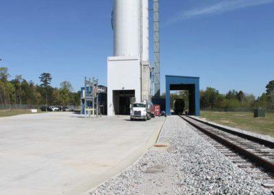 Lehigh Cement Distribution Terminal